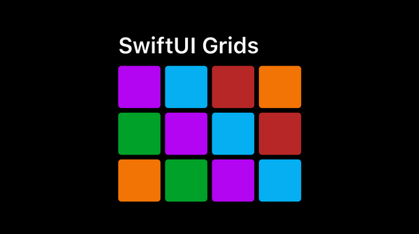 Grids in SwiftUI
